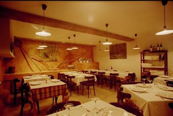 Restaurante en Castrillo de los Polvazares
