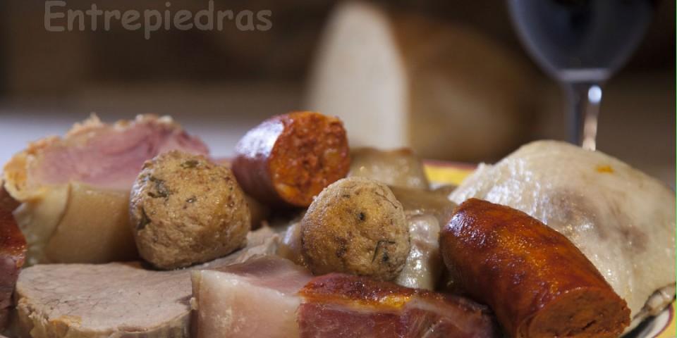 Nuestra receta del Cocido Maragato