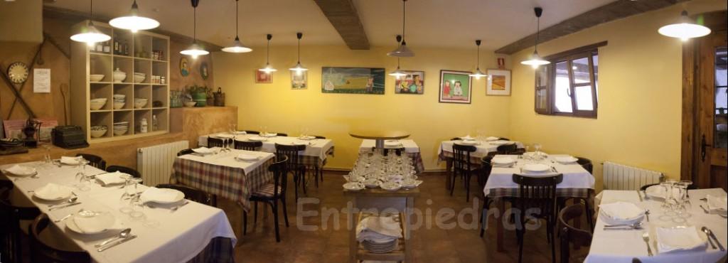 Salon del Restaurante Entrepiedras